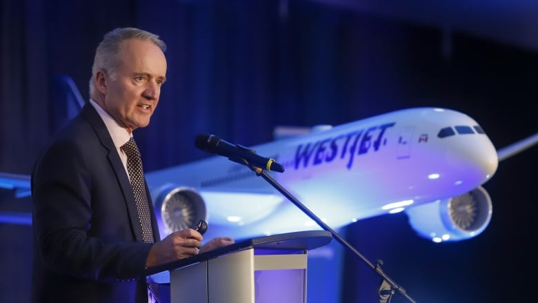 WestJet agrees to be sold to investor Onex Corp. in deal valued at $5B