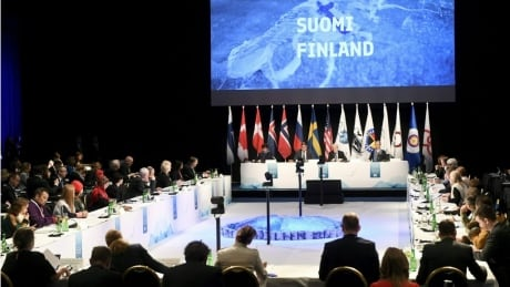 Arctic council foreign ministers