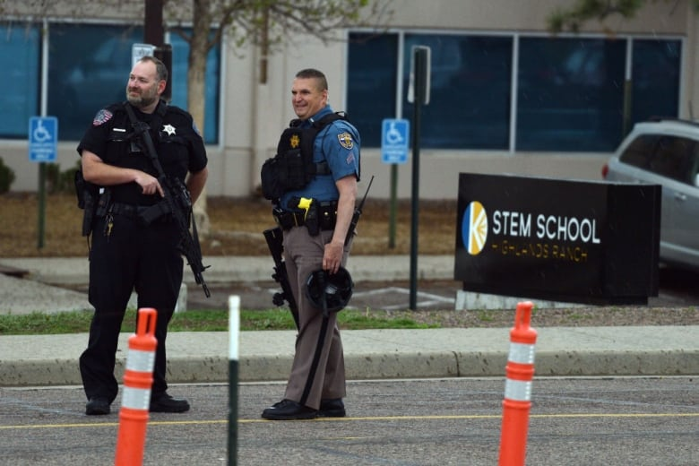 Attacked Colorado school forewarned of 'repeat Columbine'