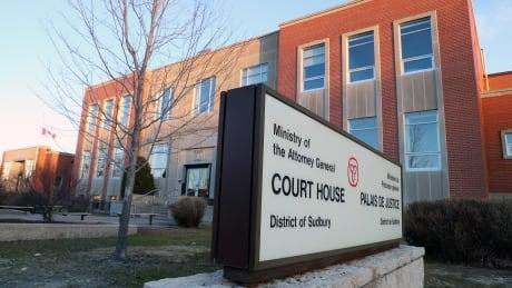 Sudbury court house