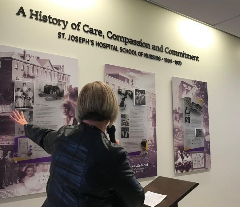 St  Joseph's Care Group celebrates national nurses week
