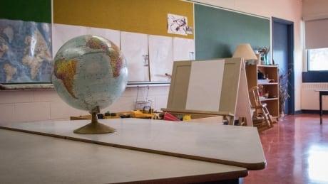 Nova Scotia classroom