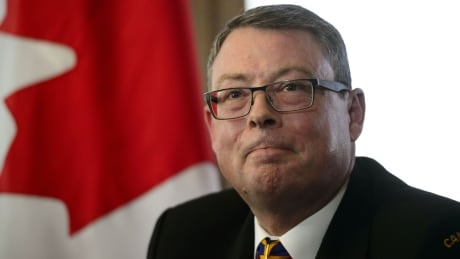 Mounties defend their handling of Vice-Admiral Mark Norman case