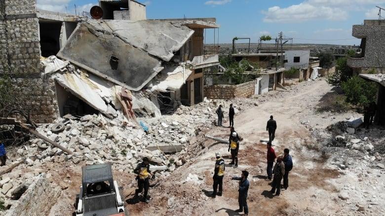 Syrian army 'kills terrorists' in Idlib countryside
