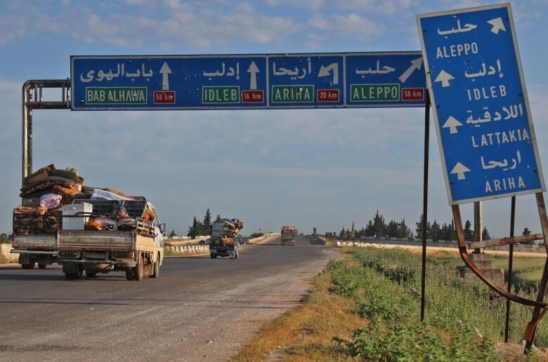 Syrian troops continue push into jihadist stronghold of Idlib province