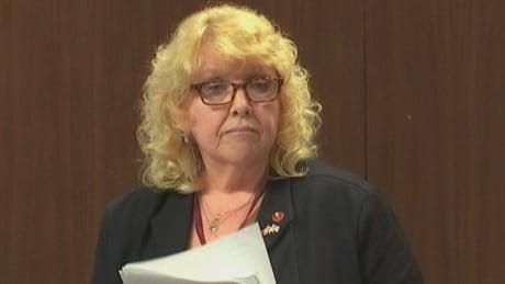 Senator Lynn Beyak