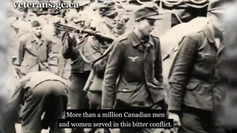 Veterans Affairs bungles VE-Day video by showing Nazis Veterans-affairs-video-snafu