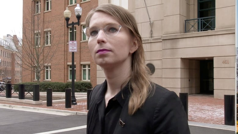 Chelsea Manning freed from jail on contempt charge - for now