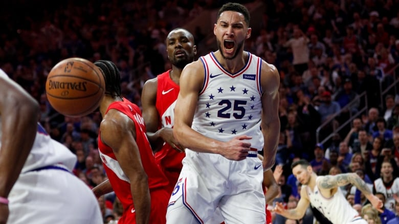 Image result for philadelphia 76 years defeat Toronto Raptors to force game 7