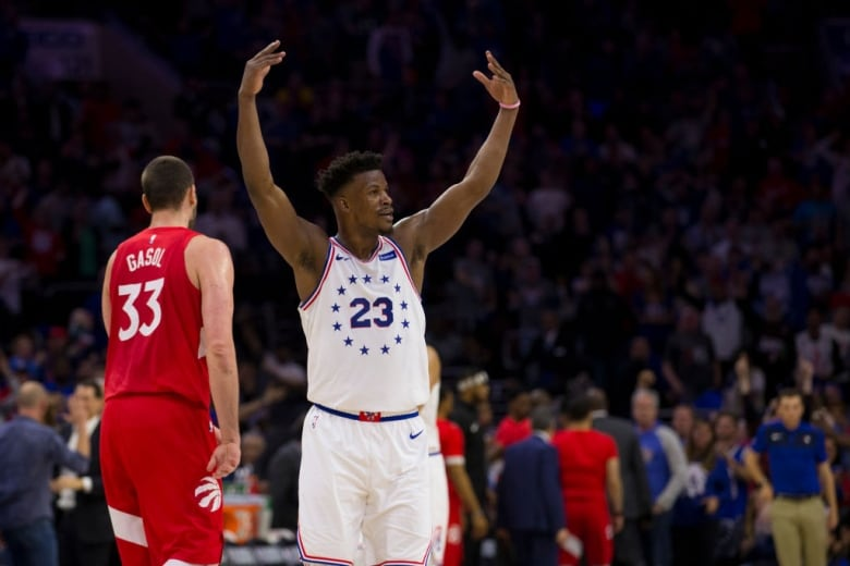 Sixers push back against Raptors to force deciding Game 7