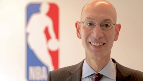 NBA commissioner on Canada's bright future and regrets over Vancouver franchise
