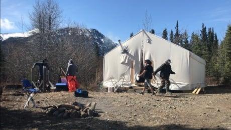 CTFN - Yukon College land school 6