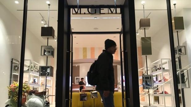M. Gemi storefront