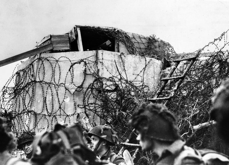 'superb' Canadians who bravely served at Juno Beach on D-Day