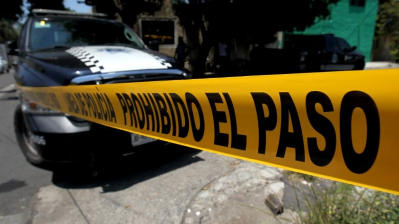 Remains of 35 People Discovered in Secret Graves in Mexico