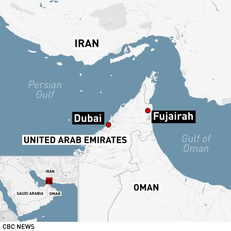 Saudi oil tankers among 4 ships targeted in 'sabotage