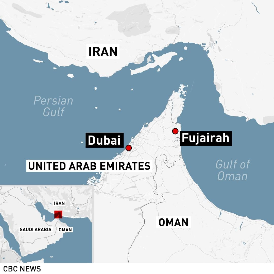 Saudi oil tankers among 4 ships targeted in 'sabotage' attack off