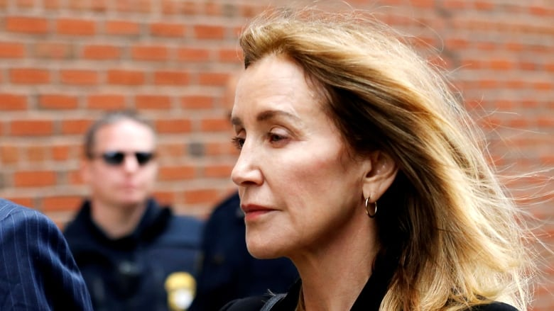 'Desperate Housewives' actress Felicity Huffman pleads guilty in college admissions scam