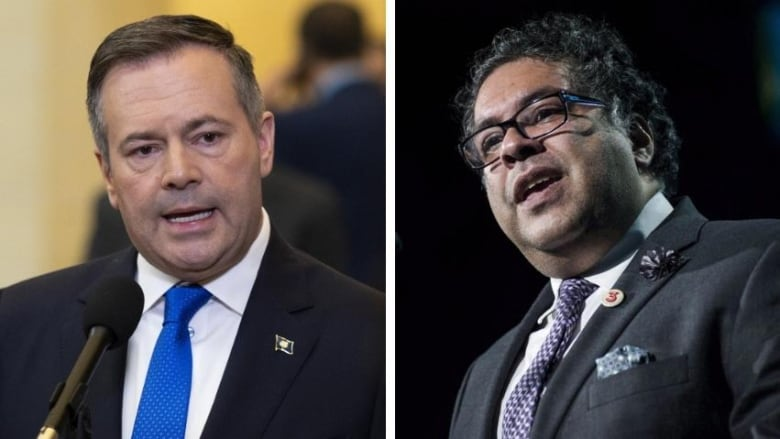 'Physician, heal thyself': Kenney slams Nenshi's past criticism of UCP corporate tax plan