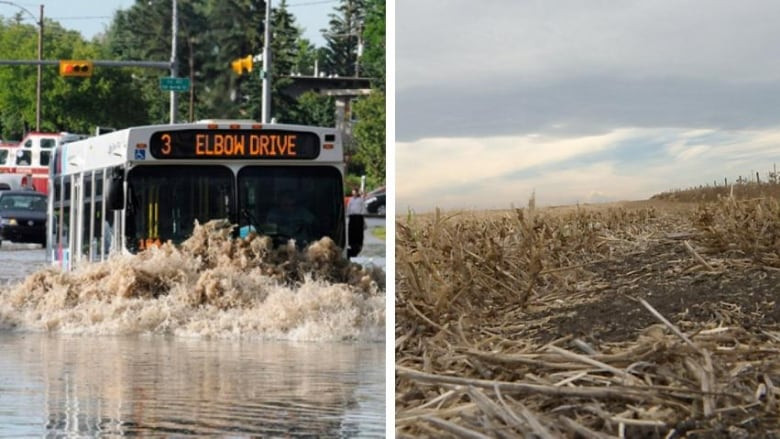 From Flood To Drought Calgary Council Talks How To Manage City S