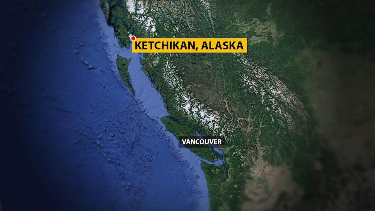 Alaska floatplane collision toll rises to 6, including 1 ... on kenai alaska map, tanana alaska map, juneau alaska map, craig alaska map, skagway alaska map, seward map, kodiak alaska map, tracy arm fjord alaska map, prince william sound alaska map, dixon entrance alaska map, sitka map, haines alaska map, victoria bc map, mcgrath alaska map, fairbanks map, nenana alaska map, anchorage alaska map, prince of wales island alaska map, yukon alaska map, bethel alaska map,