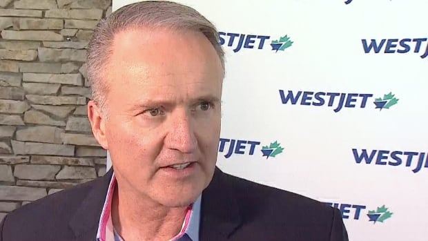 WestJet committed to Calgary and expansion in wake of $5B purchase offer