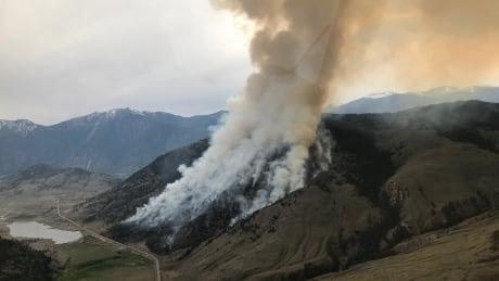 Osoyoos Fire