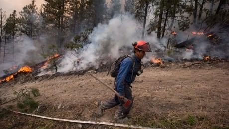 B.C. Wildfire 2017
