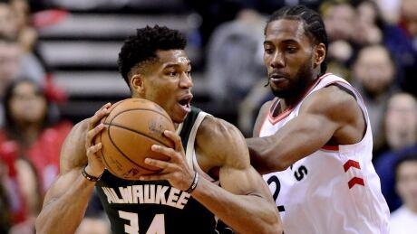 BKN Raptors Vs Bucks 20190514