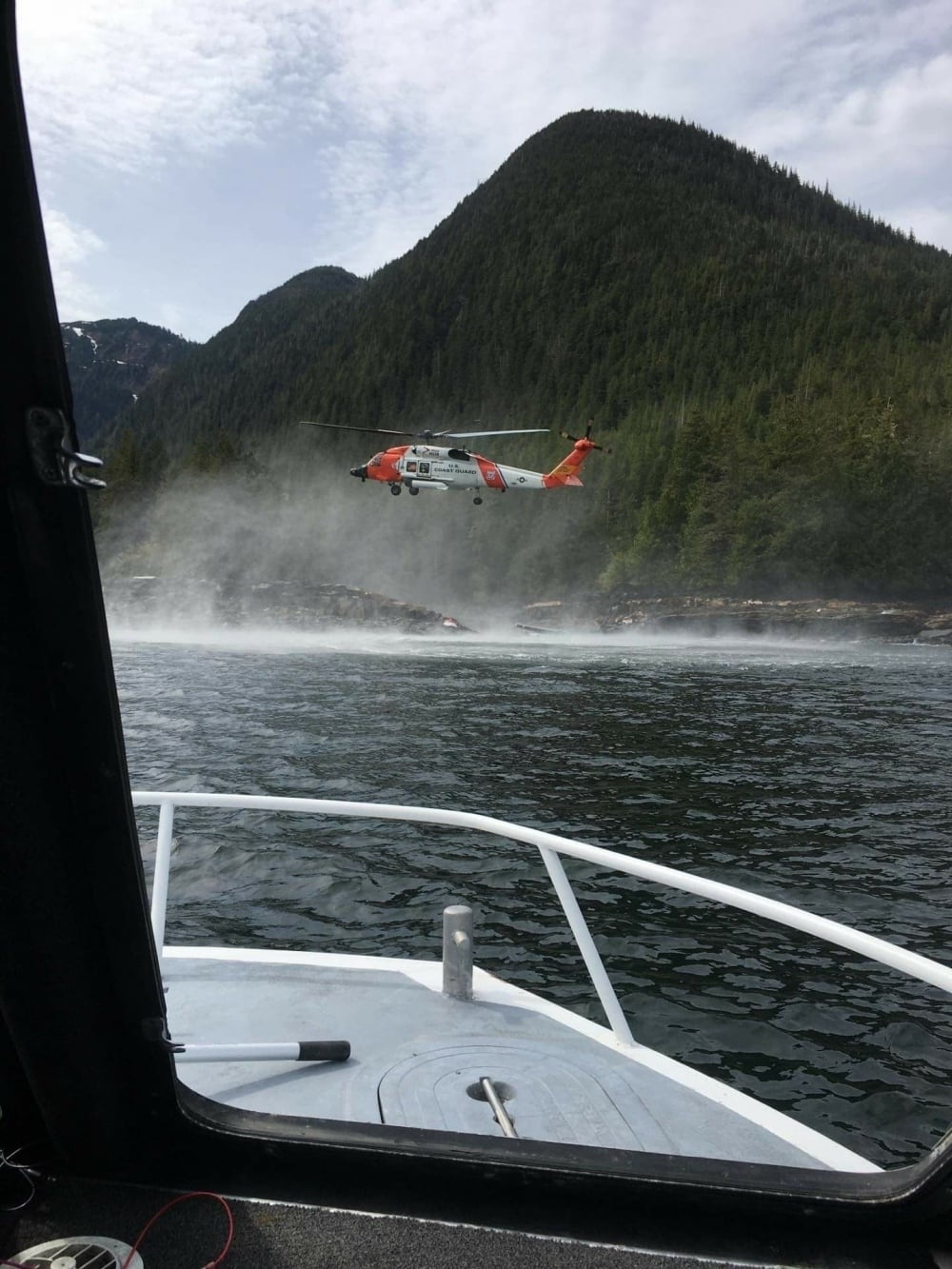 Alaska floatplane collision death toll rises to 6, including