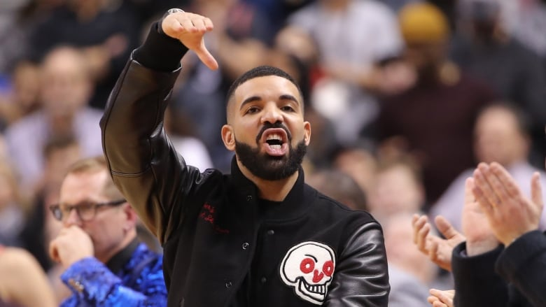 14d6212e Drake's love for the Raptors is proving too much for a Milwaukee radio  station, which is banning the Toronto rapper's music from its airwaves  until the ...