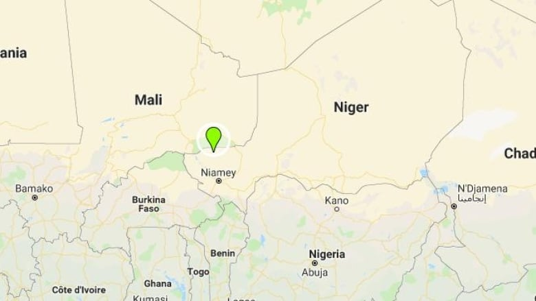 At least 17 soldiers in Niger killed in ambush