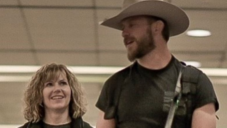 The woman training MMA fighter Cowboy Cerrone at his New Mexico 'ranch of fun'