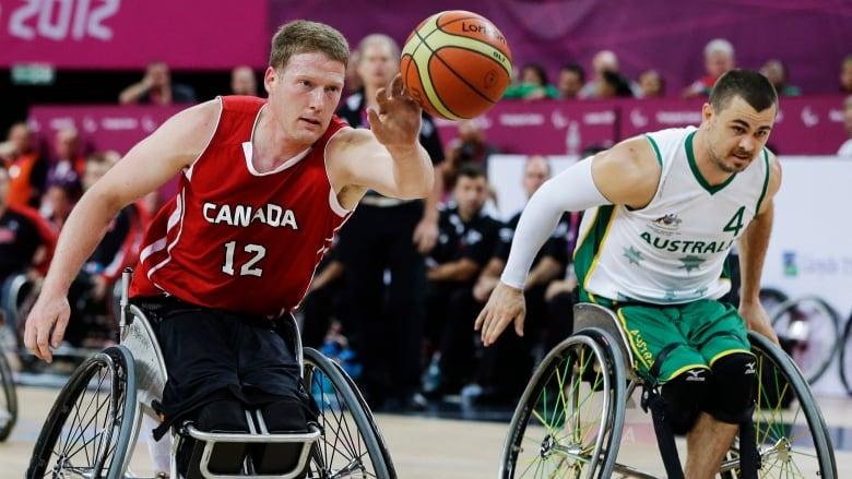 'The Michael Jordan of wheelchair basketball' has returned