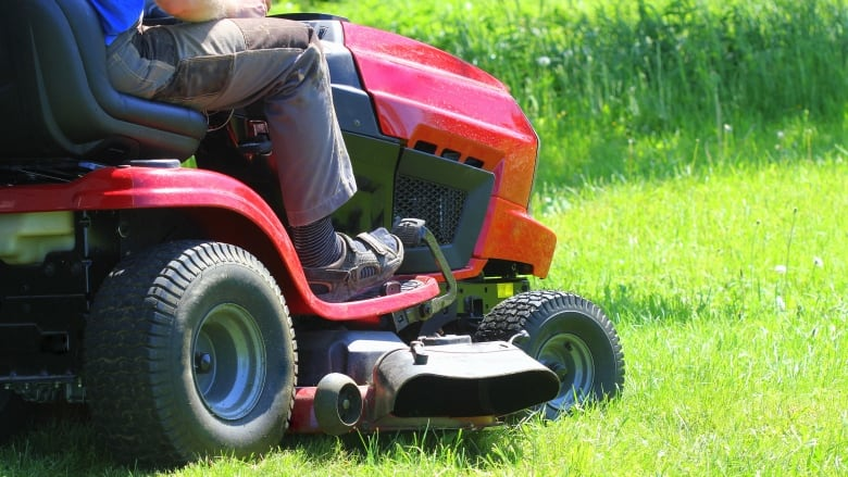 Mowing half-cut: Impaired driving laws not limited to just cars