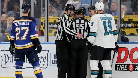 Sharks and zebras: The NHL kingdom's unintentional best friends