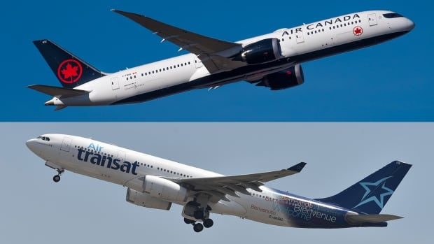 Air Canada agrees to still take over Air Transat, but for much lower p... image