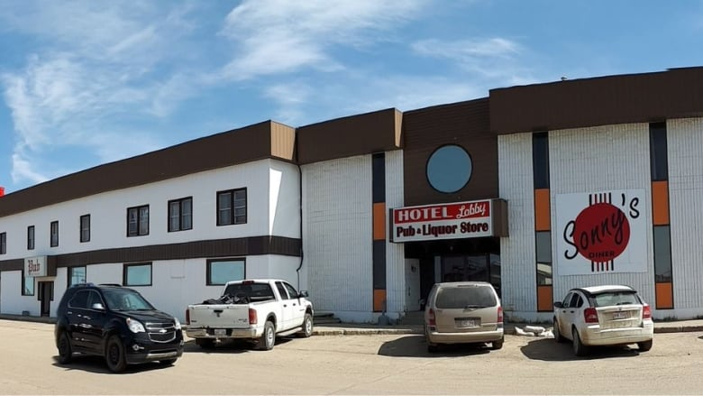A movie theatre could liven up Rycroft's 'dying' main street, says hotel manager