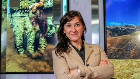 'It's impossible to turn away from this job': photographer Lynsey Addario on what drives her into danger