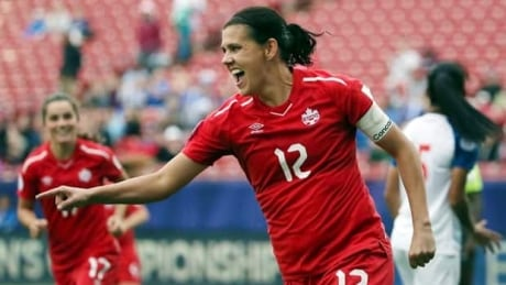 Christine Sinclair focused on team as she approaches scoring record