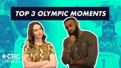 What are the most iconic Canadian Olympic moments?