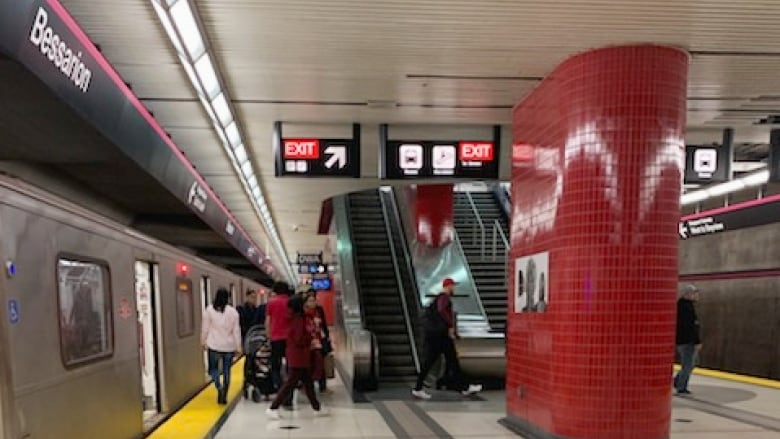 How Bessarion, one of Toronto's least-used subway stations, offers lessons for avoiding 'bad planning'