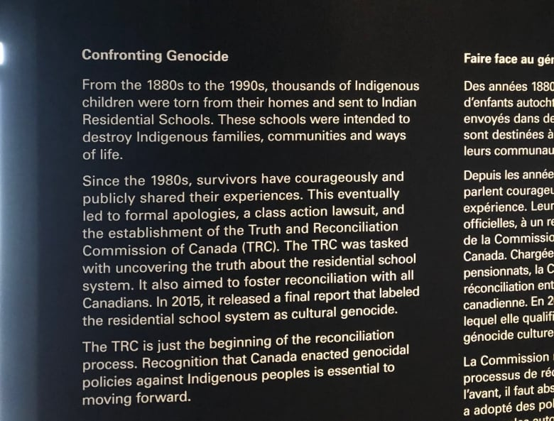 Genocide against Indigenous Peoples recognized by Museum for Human Rights
