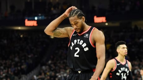 Raptors have no answers for over-powering Bucks