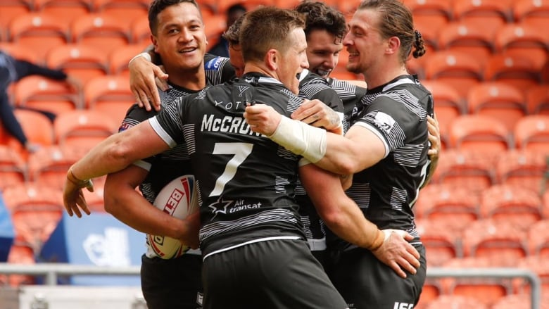 Wolfpack kick-off Summer Bash with dominant performance over Toulouse Olympique