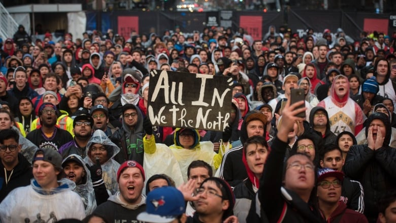 Welcome to Jurassic Park, where hope springs eternal for Toronto sports fans