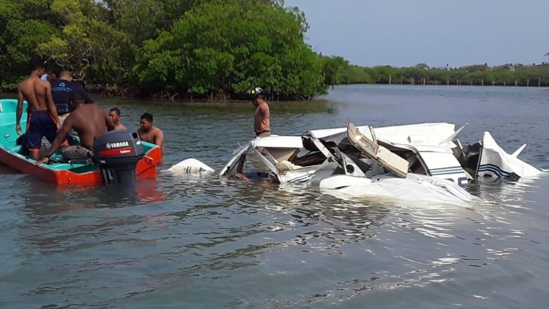 Foreign Tourists Killed in Plane Crash in Honduras