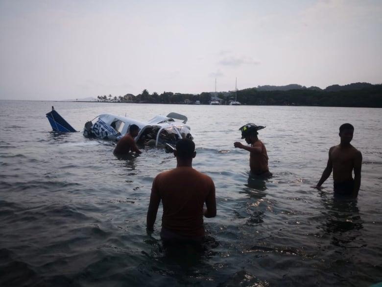 B.C. pilot Patrick Forseth among 5 killed in Honduran plane crash