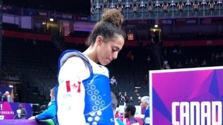 Canada's Ashley Kraayeveld finishes 5th at taekwondo worlds
