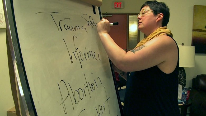 Looking to terminate, but nowhere to turn? Abortion doulas can help